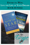 New Giveaway: Live the Life of Your Dreams Book Bundle!